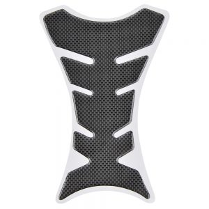 Carbon Fiber Fuel Tank Pad Sticker
