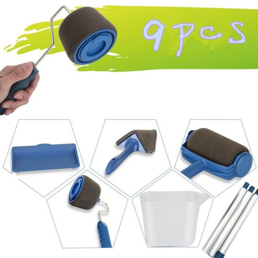 Painting Roller Brush | Wall Decoration | The Switch Stickers